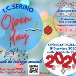 OPEN DAY DIGITALE 2020